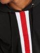 DEF Bluzy z kapturem Emin czarny