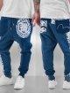 EVISU Jogginghose Ichiban blau 0
