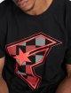 Famous Stars and Straps T-skjorter Buffalo svart 4