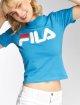 FILA t-shirt Every Turtle blauw 0