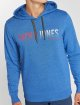 Jack & Jones Sweat capuche jcoLinn bleu 1