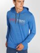 Jack & Jones Sweat capuche jcoLinn bleu 2