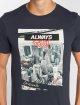 Jack & Jones T-Shirt jorSup Crew Neck black 1