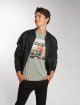 Jack & Jones T-Shirt jorSup Crew Neck grau 0