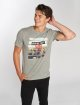 Jack & Jones T-Shirt jorSup Crew Neck grau 2