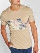 Jack & Jones T-skjorter jorFilter beige 1
