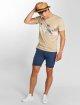 Jack & Jones T-skjorter jorFilter beige 3