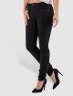 JACQUELINE de YONG jdySkinny Low Holly Jeans Black