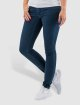 JACQUELINE de YONG Skinny jeans JdyHolly Low blauw 0