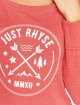 Just Rhyse Pullover Our Time rot 1