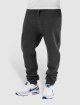 Just Rhyse Rasco Sweat Pant Charcoal Melange
