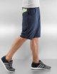 Just Rhyse Shorts Sweat blau 1