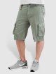 Khujo Shorts Cedrik grün 0
