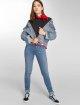 Levi's® Skinny Jeans High Rise modrý 5