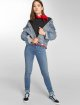 Levi's® Skinny Jeans High Rise niebieski 5