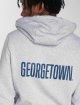 Merchcode Hoody Georgetown grijs