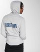 Merchcode Sweat capuche Georgetown gris 2