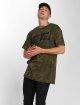 Merchcode T-Shirt Hustler Logo Camo camouflage 1