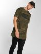 Merchcode T-Shirt Hustler Logo Camo camouflage 2