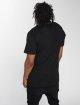 Merchcode T-Shirty Gorillaz 4 Faces czarny 3