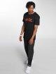 Merchcode T-Shirty Gorillaz Logo czarny 2