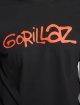 Merchcode Tričká Gorillaz Logo èierna 4