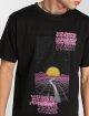 Mister Tee T-Shirt Stop Dreaming Tee noir 3