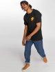 Mister Tee T-Shirt Chinatown schwarz 1