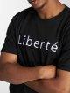 Mister Tee t-shirt Liberté zwart 4