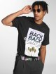 Mister Tee T-skjorter Cali Cali svart 2