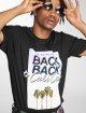 Mister Tee T-skjorter Cali Cali svart 4