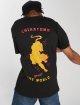 Mister Tee T-skjorter Chinatown svart 3