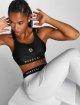 MOROTAI Спортивный бюстгальтер Endurance M-Back черный 2