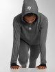 MOROTAI Felpa con cappuccio Comfy Performance grigio 0