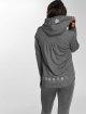 MOROTAI Felpa con cappuccio Comfy Performance grigio 5