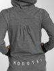 MOROTAI Felpa con cappuccio sportive Comfy Performance grigio 3