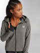 MOROTAI Hoodies con zip Comfy grigio 0