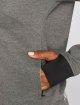 MOROTAI Hoodies con zip Comfy grigio 3