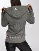 MOROTAI Hoodies con zip Comfy grigio 5