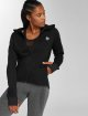 MOROTAI Hoodies con zip Comfy Performance nero 4