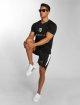 MOROTAI Shirts desportes PREMIUM negro 1