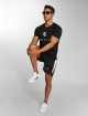 MOROTAI shorts Tech zwart 0