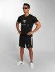 MOROTAI shorts Tech zwart 1