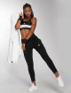 MOROTAI Spodnie do joggingu Comfy czarny 6