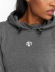MOROTAI Sweat capuche Comfy Performance gris 1