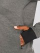 MOROTAI Sweat capuche zippé Comfy gris 3