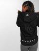 MOROTAI Sweat capuche zippé Comfy Performance noir 5