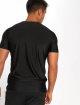 MOROTAI T-Shirty Performance Basic czarny 3