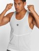 MOROTAI Tank Tops Light Mesh hvit 0