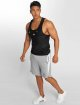 MOROTAI Tank Tops Light Mesh svart 1